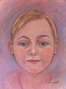 Girl watercolour web