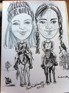 Clunes Riding Horses